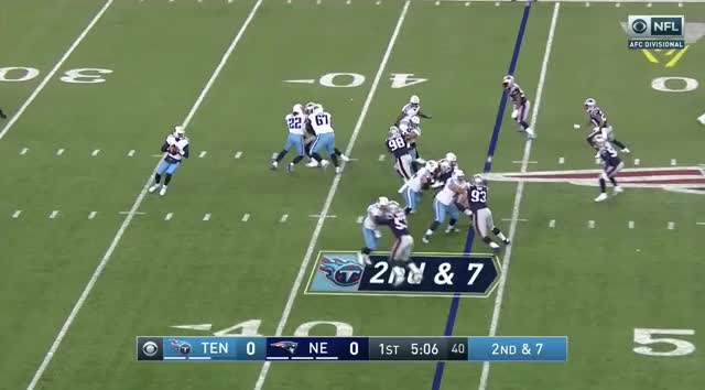 Watch Stephon Gilmore pass breakup vs Corey Davis GIF by @msd9755503 on Gfycat. Discover more Tennessee Titans, football GIFs on Gfycat