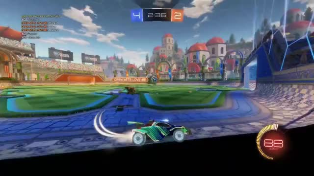 Watch Rocket League - Backboard double touch (Ranked) GIF on Gfycat. Discover more PS4share, Gaming, PlayStation 4, SHAREfactory™, Sony Interactive Entertainment, ZiGi, {5859dfec-026f-46ba-bea0-02bf43aa1a6f} GIFs on Gfycat