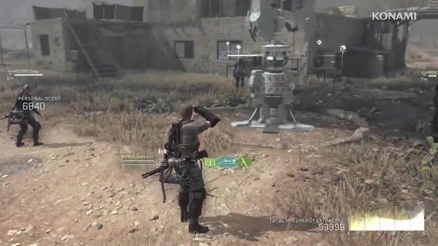 Watch and share Mgs Survive GIFs on Gfycat