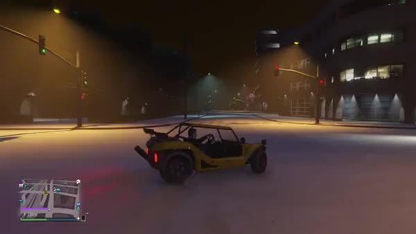 Traffic avalanche?