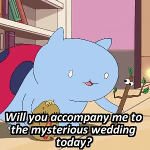 Watch and share Bravest Warriors Catbug Gif GIFs on Gfycat