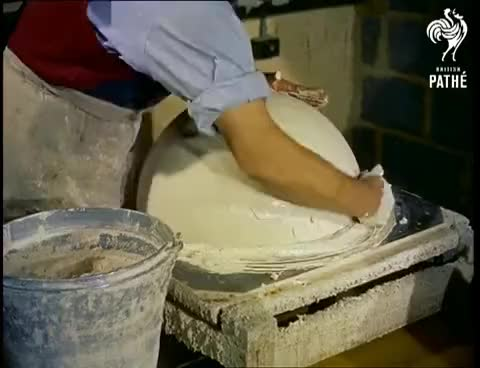 Watch Globe Making (1955) GIF on Gfycat. Discover more related GIFs on Gfycat