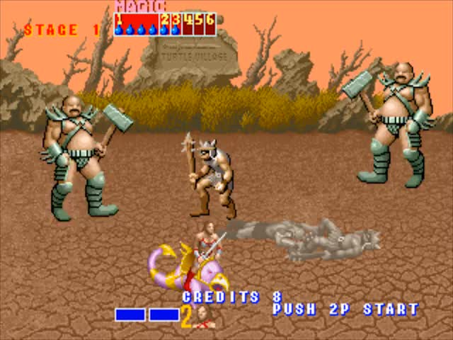 Watch Golden Axe GIF by Haikuwoot (@eoner321) on Gfycat. Discover more retrogaming GIFs on Gfycat