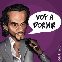 Watch and share Marc Anthony: Voy A Dormir GIFs on Gfycat