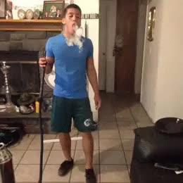 Watch and share Smoke Rings [gif] : Woahdude GIFs on Gfycat