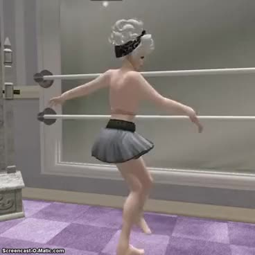 Watch Ballerina GIF on Gfycat. Discover more dance, gaming GIFs on Gfycat