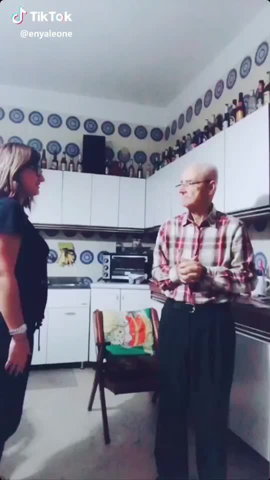 Watch and share Grandpa GIFs and Italy GIFs by TikTok  on Gfycat