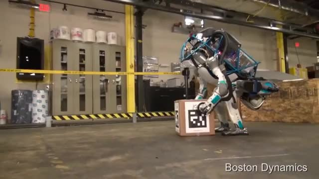 Watch Awesome Boston Dynamics Robots GIF on Gfycat. Discover more All Tags, Atlas, bigdog, handle, humanoid, robot, robots, tech, technology, wildcat GIFs on Gfycat