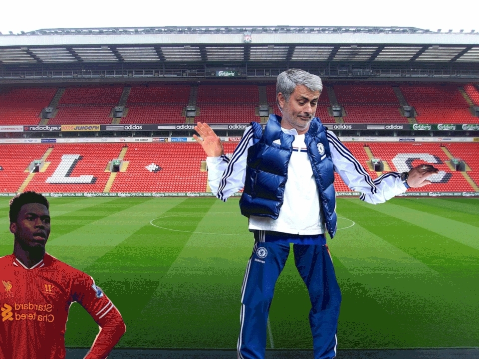 mourinhogifs, soccer, I made this to cheer up. Thought I would share. (reddit) GIFs