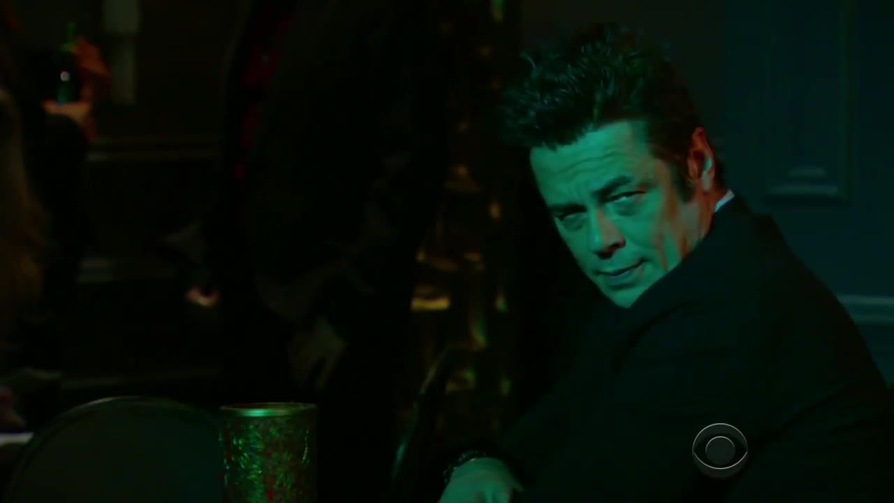 Heineken Commercial Parody w/ Benicio del Toro GIFs