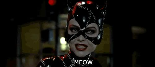 Watch and share Cat Woman GIFs on Gfycat