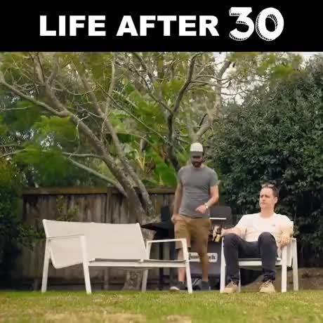 Life after 30 - gif