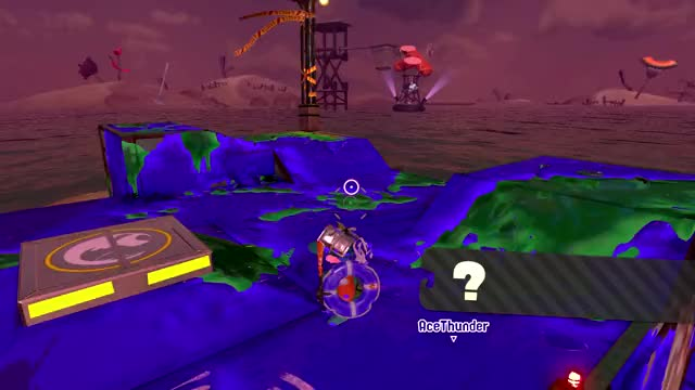 Watch and share Salmon Run GIFs and Splatoon 2 GIFs by Tiger Ears on Gfycat