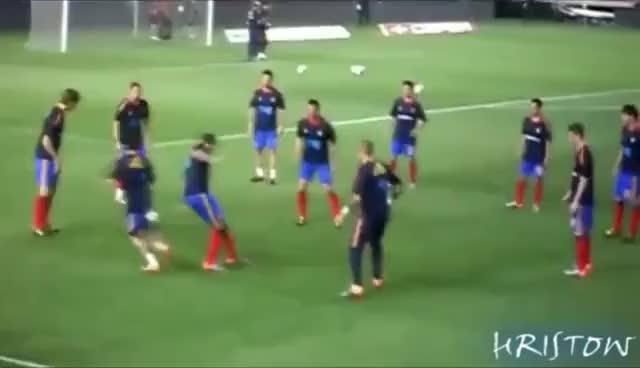 Juan Mata incredible skill