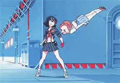 Watch and share Kill La Kill Gif GIFs and Klk Queen Post GIFs on Gfycat