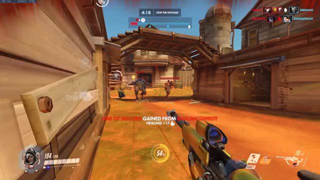 Watch Overwatch 2018.12.29 - 21.37.28.02.DVR GIF on Gfycat. Discover more related GIFs on Gfycat