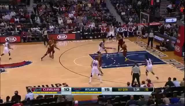 Watch and share Kyle Korver GIFs and Hawks GIFs on Gfycat