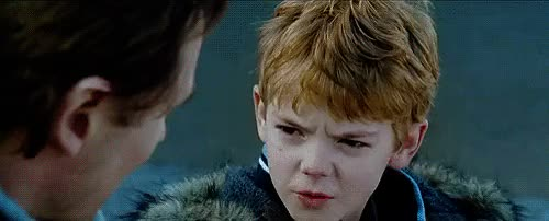 Watch and share Asa Butterfield GIFs and Thomas Sangster GIFs on Gfycat