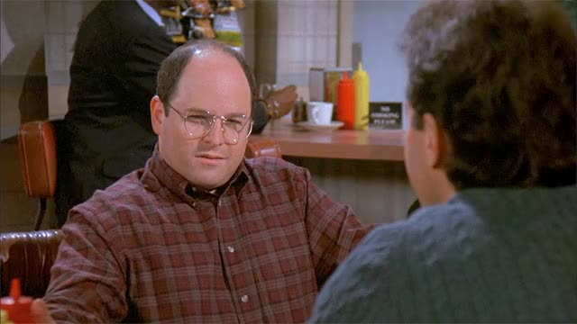 Watch and share George Costanza GIFs and Jason Alexander GIFs by boschone on Gfycat