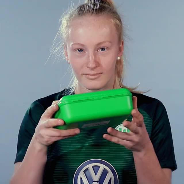 Watch 14 Break GIF by VfL Wolfsburg (@vflwolfsburg) on Gfycat. Discover more related GIFs on Gfycat