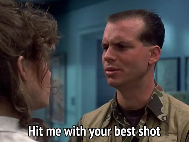 Watch and share Weird Science GIFs and Bill Paxton GIFs by MikeyMo on Gfycat