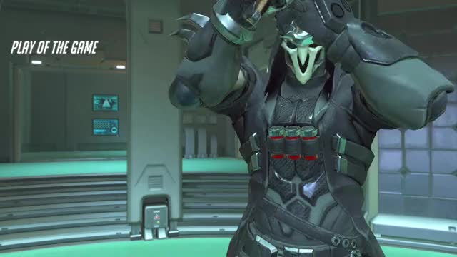 Watch play GIF on Gfycat. Discover more overwatch, potg, reaper GIFs on Gfycat