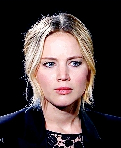 by alex, gifs, interview, jennifer lawrence, jlawedit, Jennifer Lawrence GIFs