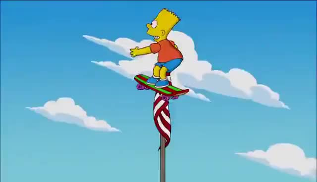 Watch and share The Simpsons GIFs and Skate GIFs on Gfycat
