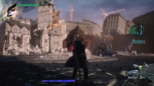 Watch Badass GIF by @rad_dude124 on Gfycat. Discover more PS4share, Devil May Cry 5 Demo, Gaming, PlayStation 4, Rad Dude, Sony Interactive Entertainment GIFs on Gfycat