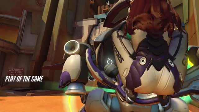 Watch and share Overwatch GIFs by asamisato on Gfycat