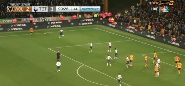 Watch and share 20181104 Wolves Throw In GIFs by the18soccer on Gfycat