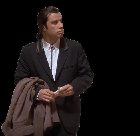 Watch and share John Travolta GIFs and Celebs GIFs on Gfycat