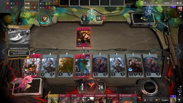 Watch Breaking The Wall GIF by KingNothing2000 (@kingnothing2000) on Gfycat. Discover more Artifact, Breaking, Gaming, King, King Nothing, Nothing, The, dota2, kingnothing2000, trending GIFs on Gfycat