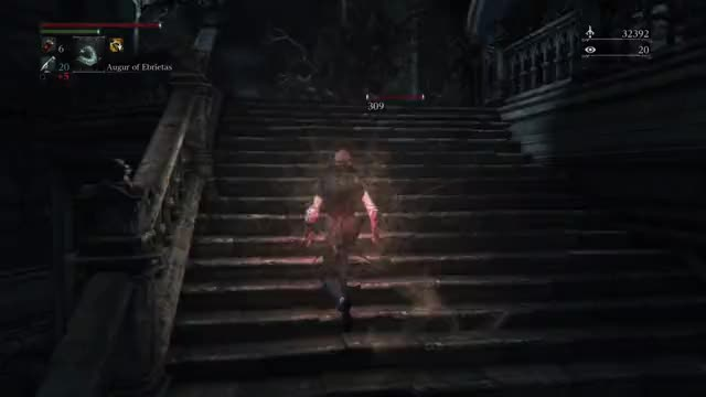 Watch and share Bloodborne GIFs and Backstab GIFs by ndalbar on Gfycat