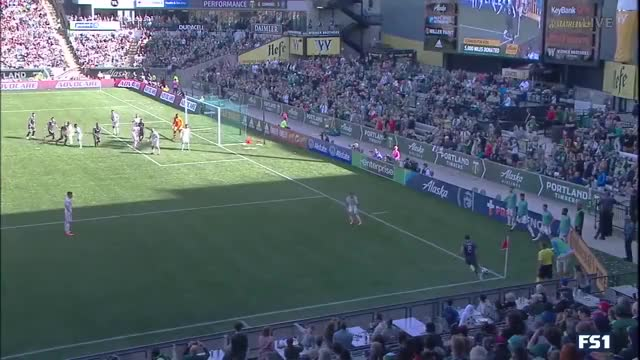 Watch and share Mabiala Goal V NYCFC 22apr2018 GIFs by C.I. DeMann on Gfycat