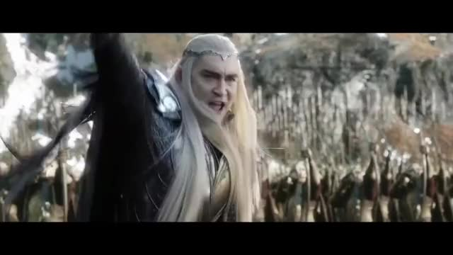 Watch The Hobbit: The Battle of the Five Armies - Extended Edition: Dwarves VS Elves Battle - Full HD GIF on Gfycat. Discover more Dwarf (Character Species), Elf (Character Species), Extended Version, MaxeBaumannFilms2013, The Hobbit (Film Series), The Hobbit: The Battle Of The Five Armies (Film), dain, dwarves vs elfes, extended scene, ironfoot GIFs on Gfycat