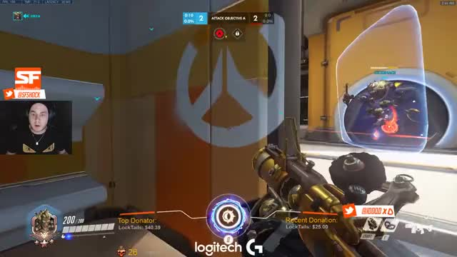 iddqd Playing Overwatch - Twitch Clips