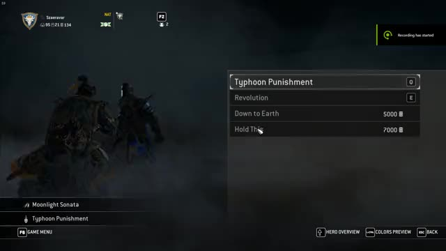 Watch For Honor 2018.12.09 - 22.27.29.01 GIF by @thedarkstarchimaera on Gfycat. Discover more forhonor GIFs on Gfycat