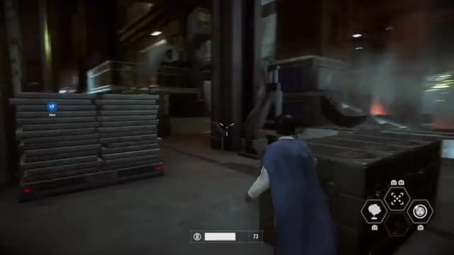 Watch STAR WARS™ Battlefront™ II_20171112141212 GIF on Gfycat. Discover more PS4share, PlayStation 4, STAR WARS™ Battlefront™ II, Sony Interactive Entertainment, pannowacki GIFs on Gfycat