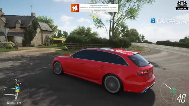 Watch and share Forza Horizon 4 Audi RS6 2015 Gameplay GIFs on Gfycat