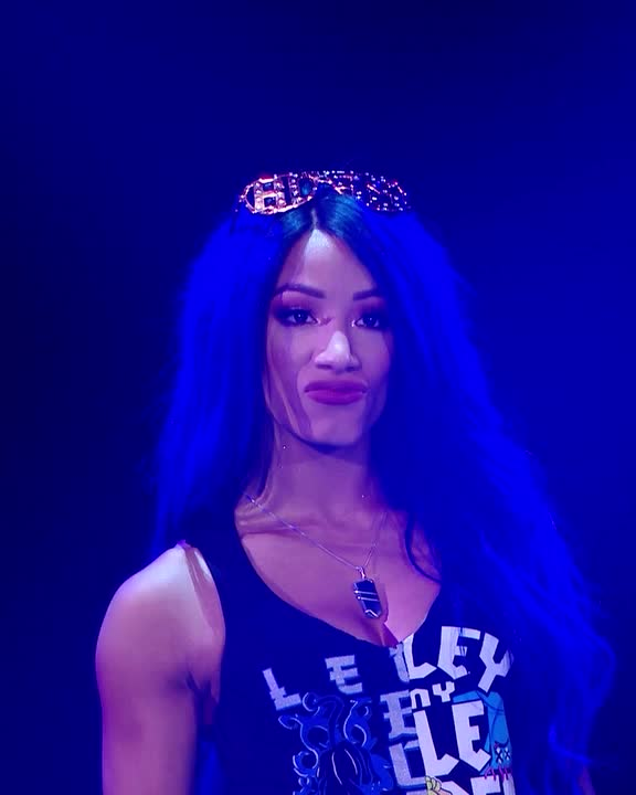 sasha Banks: Smackdown 12/6/19