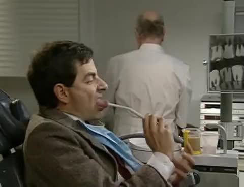 Bean, bean, mr bean, rowan atkinson, Mr Bean GIFs