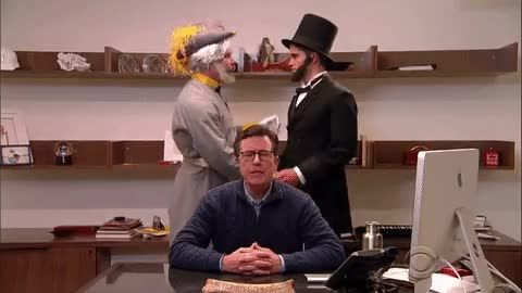 Watch colbert GIF on Gfycat. Discover more related GIFs on Gfycat