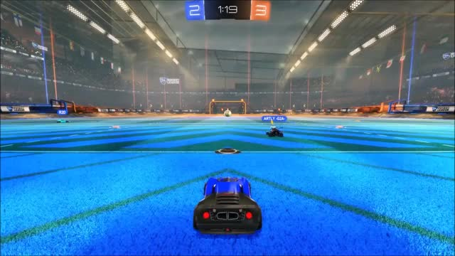 Watch and share Double Aerial Goal GIFs by revilo on Gfycat