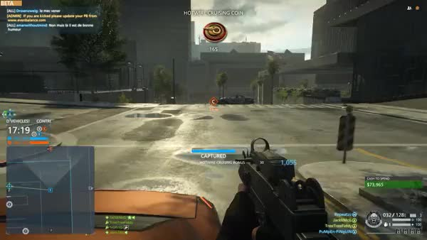 Watch and share Got A Holy Hand Grenade Kill In Hotwire (reddit) GIFs on Gfycat