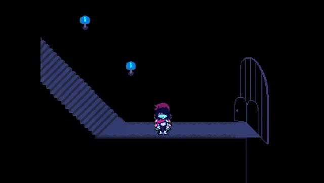 Watch and share Disdain In Antumbra GIFs and Delta Rune GIFs on Gfycat