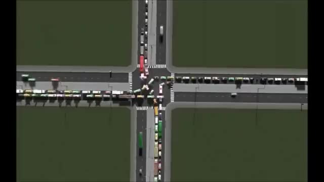 Watch traffic-modeling GIF on Gfycat. Discover more related GIFs on Gfycat