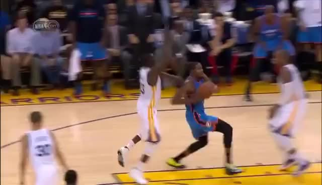 Watch Kevin Durant Injury (Ankle Sprain) GIF on Gfycat. Discover more related GIFs on Gfycat