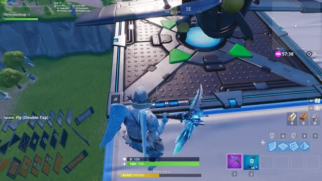 Watch and share Fortnite Creative Bug GIFs by oblivioussoup on Gfycat