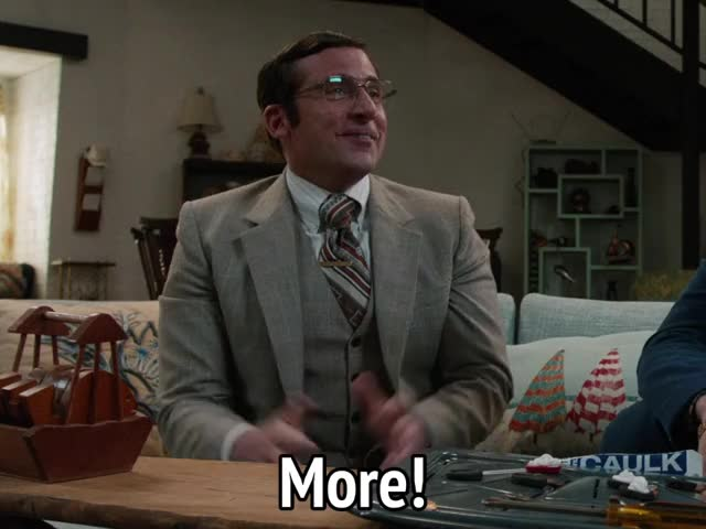 Watch and share Steve Carell GIFs and Anchorman GIFs by MikeyMo on Gfycat